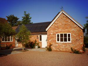 Walwyn Court the Barn
