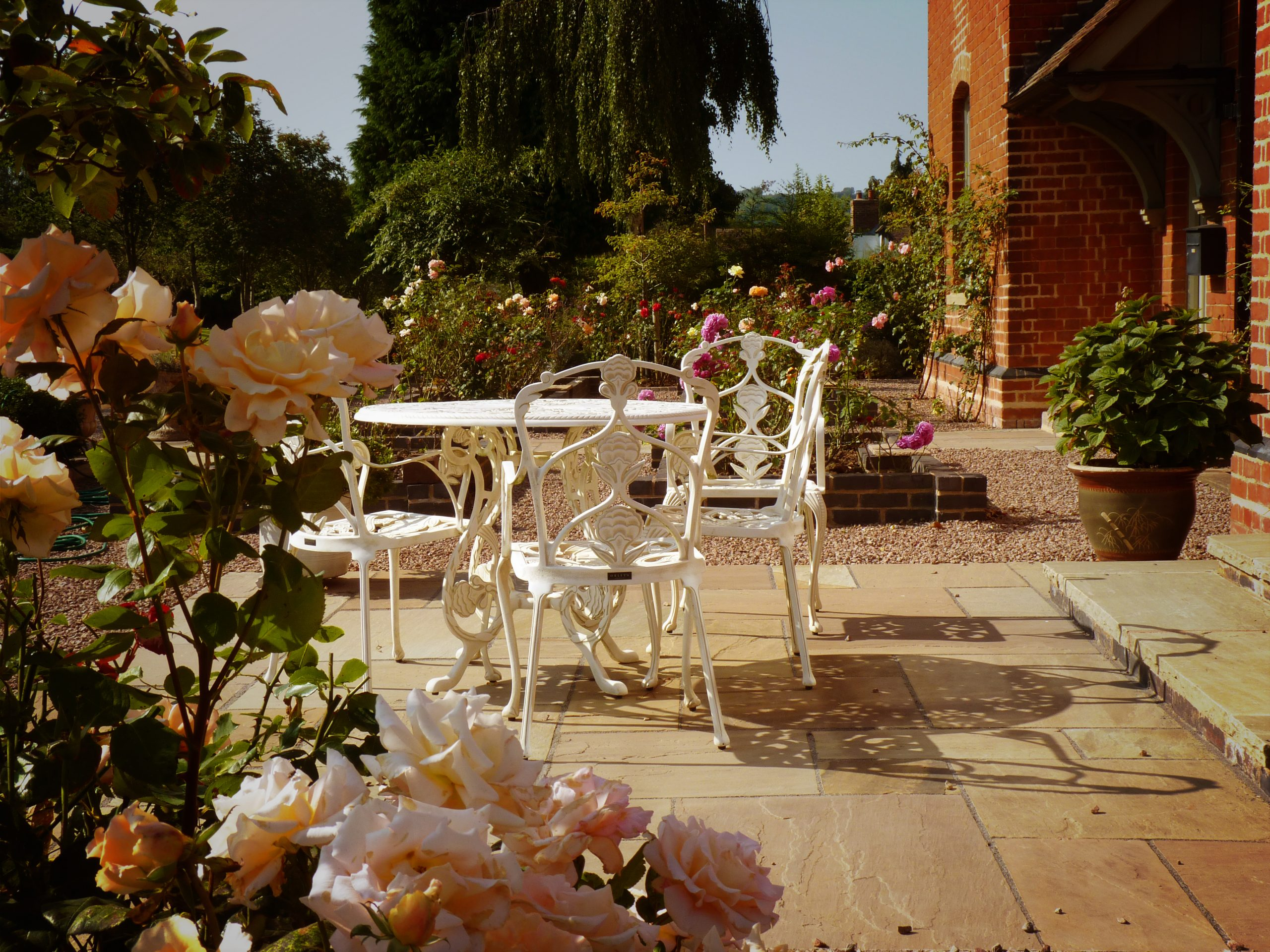 Walwyn Court South terrace