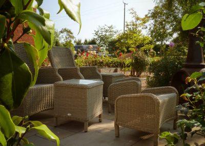 Walwyn Court terrace